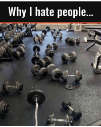 Hating People: Why I hate people...