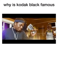Funny, Lmao, and Logic: why is kodak black famous lmao someone explain this rapper 👉 @justthejuice for freestyles-collabs w- Logic & Lil Yachty 🔥😩 kodakblack music hiphop