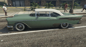 Why is that whenever I choose to exit my office with a vehicle, it spawns looking like it was just pulled out of a swamp?: Why is that whenever I choose to exit my office with a vehicle, it spawns looking like it was just pulled out of a swamp?