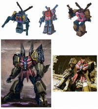 WHY IS VORTEX GOLD AND RED IN FALL OF CYBERTRON? AN EXPLANATION