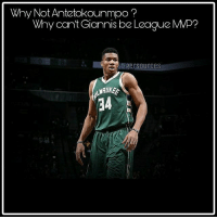 "Memes, Rose, and Time: Why Not Antetokounmpo?  Why cant Giannis be League MMP?  0  epersources  34 A question I keep getting about the turning 23 Giannis Antetokounmpo. To quote my boy D-Rose at the time, ""Why not?"""