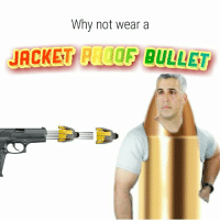 Why, Why Not, and  Wear: Why not wear a  JACKET HLOOF BULLET https://t.co/riBKm989cp