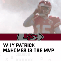 .@PatrickMahomes5's case for MVP? Just about as strong as his arm 💪 #ChiefsKingdom  (by @pizzahut) https://t.co/v0kvvABaqD: WHY PATRICK  MAHOMES IS THE MVP .@PatrickMahomes5's case for MVP? Just about as strong as his arm 💪 #ChiefsKingdom  (by @pizzahut) https://t.co/v0kvvABaqD
