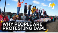Memes, Access, and Construction: WHY PEOPLE ARE  PROTESTING DAPL President Trump signed an executive order to advance construction of the Dakota Access pipeline.  Here are 5 reasons the Dakota Access pipeline is controversial.