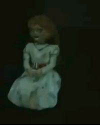 Why these haunted dolls in horror films need to turn their head in slow motion 👻Follow @9gag - - 📹Perkūnas Studio | FB - - 9gag annabelle haunted creepy: Why these haunted dolls in horror films need to turn their head in slow motion 👻Follow @9gag - - 📹Perkūnas Studio | FB - - 9gag annabelle haunted creepy