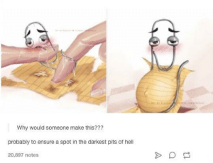 Ensure, Hell, and Sauce: Why would someone make this???  probably to ensure a spot in the darkest pits of hell  20,897 notes Pls don't ask for sauce