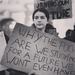 Future, Fuck, and For: WHYTHE FUCk  EWESTUDYİN  FOR A FUTURE WE  /ONT EVEN HAV  2