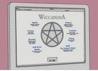 buffy: WICCAPEDIA  Spells  Potions  Curses  Familiars  Dating  Brooms  Anti-Acne  Spells  Buffy  The Vampire Slayer