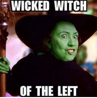 wicked witch: WICKED WITCH  OF THE LEFT