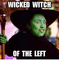 Our 15% off sale ends tonight! Promo code: BACKINSTOCK We have tons of our apparel back in stock so don't miss out! --- www.1776United.com ---: WICKED WITCH  OF THE LEFT Our 15% off sale ends tonight! Promo code: BACKINSTOCK We have tons of our apparel back in stock so don't miss out! --- www.1776United.com ---