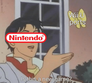 Nintendo, Game, and Mew: wid  ports  Nintendo  Is this a mew game Is this a new game?