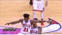 Jimmy Butler's got the clutch gene.: WIGNSPORTS  PHX 106 BULLS 108  4th  09.1  OO Jimmy Butler's got the clutch gene.