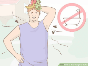 Control, How To, and Wiki: wiki How to Be a Complete Nutter How to Control Your Body Odour