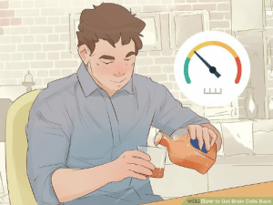 wikiweird:  How to get ready to tackle another day at work.: wiki How to Get Brain Cells Back wikiweird:  How to get ready to tackle another day at work.