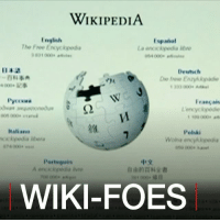 Memes, Wikipedia, and China: WIKIPEDIA  English  Espanol  The Free Enkyckyedia  Deutsch  Francais  Italiano  Polski  Portugues  WIKI-FOES 3 MAY: What do Turkish, Chinese and Russian governments have in common? One thing that unites them is their shared displeasure with the online encyclopaedia Wikipedia. Find out more: bbc.in-wikipedia Turkey China Russia Wikipedia Vikipedi Encyclopaedia BBCShorts BBCNews @BBCNews