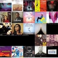 """tfw weekly 5x5s always have black squares  also le dead gorilla meme aside, that """"Harambe"""" band at the bottom is pretty funky: WILL  akeitsu: Complete Original So  Metropolis  ANAMANAGUGHI  THE E  ENTIALS  CHOPIN  Little  DRAGON  Sukarlan Plays Toru Take  de Lover  Albarn  Palke  Tourney To  The Nes  et Set Radio SEGA original Tra  ENTER  ang  THE  ear  God, I Hate Heseli (origin  CA EXEMPT  DEATH tfw weekly 5x5s always have black squares  also le dead gorilla meme aside, that """"Harambe"""" band at the bottom is pretty funky"""