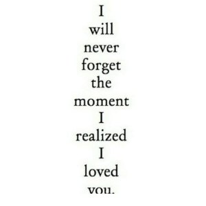 Never, Net, and Will: will  never  forget  the  moment  realized  loved  vou https://iglovequotes.net/