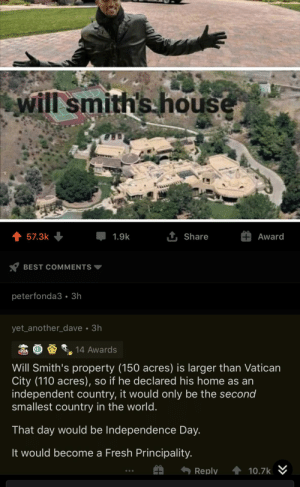 Will Smith's Town by ThatYellowElephant MORE MEMES: Will Smith's Town by ThatYellowElephant MORE MEMES