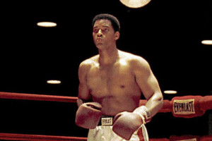 Will Smith did not need training to play Ali as he had already spent many years beatboxing when he was a rapper: Will Smith did not need training to play Ali as he had already spent many years beatboxing when he was a rapper