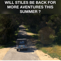 Memes, Teen Wolf, and 🤖: WILL STILES BE BACK FOR  MORE AVENTURES THIS  SUMMER? I mean at least he's alive 😅😱😍 but we want to see more no ? comment what you think 😳 (also there's people telling me I spoil them... are you guys kidding me, this is an account specially for teen wolf are you expecting me to post things 1 year later ? 😅)