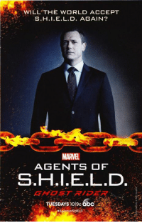 Memes, World, and All The: WILL THE WORLD ACCEPT  S.H.I.E.L.D. AGAIN?  MARTEL  AGENTS OF  S.H.I.E.L.D  TUESDAYS olgo6bc This is a collection of all the promo posters and concept art for Agents of S.H.I.E.L.D.