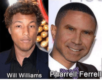 Pharrell, Dank Memes, and Williams: Will Williams Pharrell Ferrell