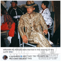 Ballerific Comment Creepin 🌾👀🌾 jadensmith commentcreepin: willsmith No Animals were Harmed in the wearing of this  outfit! #tbt  c.syresmith AND THEY TRY TO HATE ON  ME I CANT BELIEVE THIS Ballerific Comment Creepin 🌾👀🌾 jadensmith commentcreepin