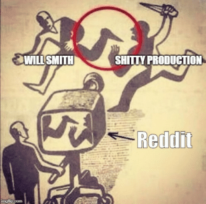 Dank, Memes, and Target: WILLSMITH  SHIITY PRODUCTION  Reddlt Yes i know pointless red circle by Twillix13 MORE MEMES