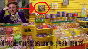 Willy Wonka on his Candy - Meme by Big_E :) Memedroid: Willy Wonka on his Candy - Meme by Big_E :) Memedroid