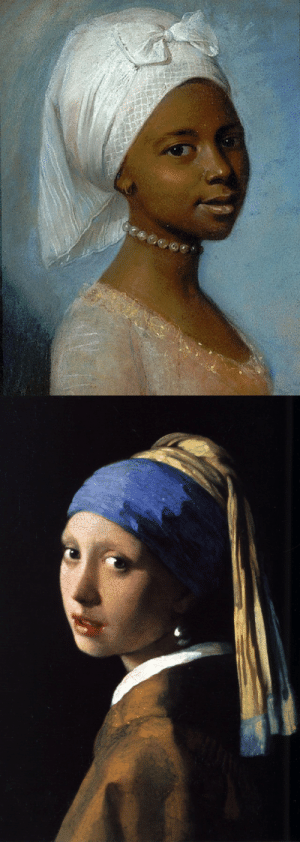 wind-up-key: wind-up-key:   balfies:  fleurdemeth:  Portrait of a Young Woman, Jean-Etienne Liotard  Girl with a Pearl Earring, Johannes Vermeer   #they look like theyve been having a chat about u and u just walked in   I'm on mobile, somebody edit them into this please   Y'all take too long : wind-up-key: wind-up-key:   balfies:  fleurdemeth:  Portrait of a Young Woman, Jean-Etienne Liotard  Girl with a Pearl Earring, Johannes Vermeer   #they look like theyve been having a chat about u and u just walked in   I'm on mobile, somebody edit them into this please   Y'all take too long