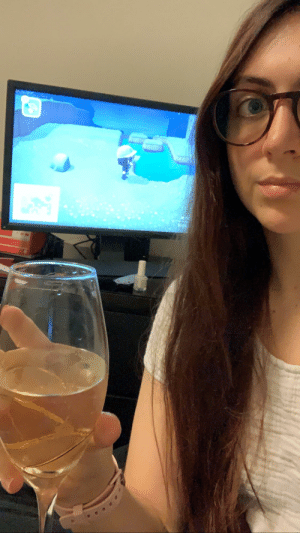 wine drunk and animal crossing.. this is my life now: wine drunk and animal crossing.. this is my life now