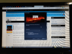 """doom - Mastodon.eus: +  WineHQ DOOM (20  L1 Setup Wine to run D  X  Viewing topic Doom X  G doom 2016 wine linu  X  .  Q doom 2016 wine linux  https://www.gamingonlinux.com/forum/topic/25127page2  Register Or Login  Search Articles...  Contact Us Forum IRC Discord  GamingOnLinux Sections.  You can sign up to get a daily email of our article  Product Activation  just good, fresh content! Alternatively, you  Support us on Patreon to keep GamingOnLinux al  can donate through Paypal, Flattr and Liberapay  pod  Sales  Doom 2016  Wine Gaming  Forum  Bundles: 2  Go to: 2  2  Doom 2016  Games: 7194  1xok commented 2 years ago  Visit sales page  Please enter the product code you wish to add to your  Steam library.  Livestreams & Videos  Uncleivan  GTX  Im trying to rún doom steam  1080 and the game doenst  specific i need to do?  Community Livestreams  ng  Puzzle Tiles:Train Valley""""  Product Code  Date: 00 days 17:37:01  Sorry, I do not understand wha  Supporter  Keys look like the following:  AAAAA-ВВBBВ-ССССС  See more!  steam installer (exe or msi).  View PC info  AAAAA-BBBBB-CCCCC-DDDDD-EEEEE  237ABCDGHJLPRST 23  View all scheduled streams  Under Xubuntu 16.10 I just use  sudo add  Sudo apt-qget updat ory ppa:wine/w  Popular this week  CANCEL  NEXT  < BACK  Valve have one more Steam Play  Then I've installed steam under wine. For example:  update out before the end of 2018.  with 3.16-6  wget https://steamcdn-a.akamaihd.net/client/installer/SteamSetup.exe  wine start SteamSetup.exe  The Steam Winter Sale is now live  After that I just started my steam client under wine (over the desktop icon wine has created) and  launched Doom. (Need some time to download.)  prepare your wallet  Viewing topic Doom 20... pDOOM  10:22 PM  HANNSpree doom - Mastodon.eus"""
