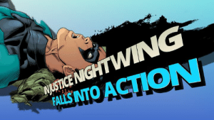 Ehy guys it's me Murder Machine with two updates 1) I'm officially changing my name to Nightwatch 2) I'm reading the injustice comics ALL OF THEM, so expect some memes  Sorry i haven't been active for a while but I'm gonna be al leat for a while, i swear: WING  NUSTCENGHT  ALİSNTO ACTIO Ehy guys it's me Murder Machine with two updates 1) I'm officially changing my name to Nightwatch 2) I'm reading the injustice comics ALL OF THEM, so expect some memes  Sorry i haven't been active for a while but I'm gonna be al leat for a while, i swear