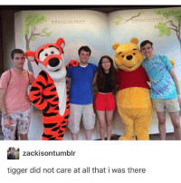 He's bouncy, trouncy, flouncy, pouncy, doesn't give a fuck -Max textpost textposts: WINNTETHE-POOH  zackisontumblr  tigger did not care at all that i was there He's bouncy, trouncy, flouncy, pouncy, doesn't give a fuck -Max textpost textposts