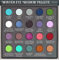 I'd lowkey buy this palette. (Artist: @adamtots) • • { funnytumblr textposts funnytextpost tumblr funnytumblrpost tumblrfunny followme tumblrfunny textpost tumblrpost haha shoutout}: WINTER EYE GSHADOW PALLETE  ADAM ELLIS  BUZZFEED  Northern  Fresh  Nasty Dirty  A Hoe Never All I Want For  Christmas is  Slush  Gets Cold  Lights  Snow  MONEY  Oh You Think  Twinkle Twinkle  Stop Trying to  Juicy  Ice Cold  You Can Pull Off  Little Bitch  Get Me to Watch  White Eye Shadow?  Gilmore Girls  Fuckin'  Super Hard  Blueberry  Nipples  Farting to  Whoops That  Getting Wasted  Old Saint  When Will This  Keep Warm  wasn't a Fart at the Company  Dick-olas  Sadness End  Holiday Party  How The Grinch  Bicurious But Existential Staring Into the  Beige  Stole My Heart and  only until  Despair  Fireplace, Wondering  Then My Virginity  February  How it All Went Wrong I'd lowkey buy this palette. (Artist: @adamtots) • • { funnytumblr textposts funnytextpost tumblr funnytumblrpost tumblrfunny followme tumblrfunny textpost tumblrpost haha shoutout}