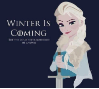 Memes, Winter, and Cold: WINTER IS  CCD MING  BUT THE COLD NEVER BOTHERED  ME ANYWAY