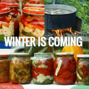 Europe, Will, and Coming: WINTERIS COMING Eastern Europe will understand