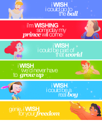 faithtrustandvampiredust:  petitetiaras:  A wish is a powerful thing, especially when it comes from the heart.  ifgdfhgsdfghfkdgjf my heart : WISH  could go to  i'm WISHING  someday my  prnce will come  WISH  could be part  of  that world   WISH  we'd never have  to growup  iWISH  could b  oy  genie,i WS  for yourfreedom faithtrustandvampiredust:  petitetiaras:  A wish is a powerful thing, especially when it comes from the heart.  ifgdfhgsdfghfkdgjf my heart