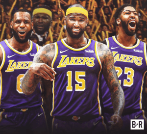 BOOGIE to LA.  Cousins agrees to a one-year deal with the Lakers, per Adrian Wojnarowski: wish  wish  AKERS  wis  TAKERS  LAKE  ERS  B-R BOOGIE to LA.  Cousins agrees to a one-year deal with the Lakers, per Adrian Wojnarowski
