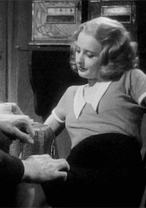 witchesversuspatriarchy:  Barbara Stanwyck showing how to deal with creeps who invade your personal space   How to deal with them: witchesversuspatriarchy:  Barbara Stanwyck showing how to deal with creeps who invade your personal space   How to deal with them