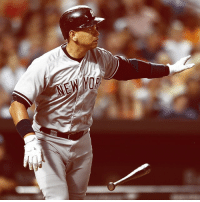 With his 666th homer, Alex Rodriguez becomes only the second player ever in the 2,000-RBI club (alongside Hank Aaron).: With his 666th homer, Alex Rodriguez becomes only the second player ever in the 2,000-RBI club (alongside Hank Aaron).