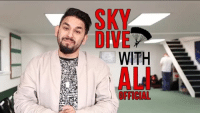 Bucket List, Family, and Friends: WITH  OFFICIAL To all my thrill seekers, come SKY DIVING with me and @HumanAppeal on July 1st or 2nd! 😆 I know so many people who want to do this, but never get around to it, THIS is your chance! You pay a £70 registration fee and raise £500 for Human Appeal's World in Crisis campaign! You tick sky diving off your bucket list AND help a worthy cause! They'll be coaches to and from London, Birmingham, Bradford and Manchester! If you're under 18, you need your parent's signed permission. Tag your friends-family below and the registration link is in my bio! In'sha'Allah see you this summer! 😀