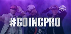With the Draft in full swing and the next generation of NFL stars #GoingPro, we asked fans on @tiktok_us to show us what they're #GoingPro in!  Here are some of our favorites: https://t.co/lkfxljjzjp: With the Draft in full swing and the next generation of NFL stars #GoingPro, we asked fans on @tiktok_us to show us what they're #GoingPro in!  Here are some of our favorites: https://t.co/lkfxljjzjp