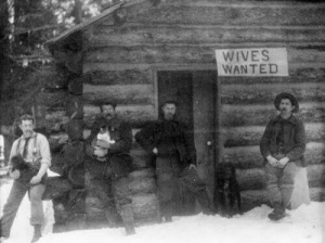 Tinder, Tumblr, and Blog: WIVES  WANTED lolzandtrollz:  Before Tinder, This Is How It Was Done In Montana In 1901