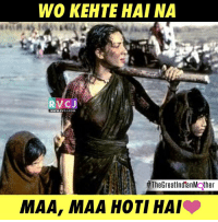 #TheGreatIndianMother   via Shop CJ India: WO KEHTE HAI NA  RVCJ  WWW. RVCJ.COM  #The GreatIndianMother  MAA, MAA HOTI HAI #TheGreatIndianMother   via Shop CJ India
