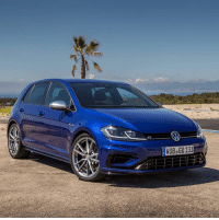 Driving, Memes, and Golf: WOB,60 133 We're in Majorca today driving the new VW Golf R Performance! Michelin Pilot Sport Cup 2 tyres, beefier brakes and an Akrapovic titanium exhaust 👌 golfr 📷@ctmatt201