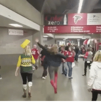 Falcons fans ain't here for Packers fans! 😂🧀 @djmontay WSHH: WOHEN  Zero  at 122  at U Falcons fans ain't here for Packers fans! 😂🧀 @djmontay WSHH