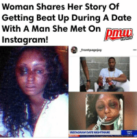Woman assaulted on date with man she met on Instagram