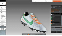 Computers, Soccer, and Computer: WOMEN  GIRLS  WITH NIKEID  FDR MY  CLEARANCE  GIFT CARDS  SPECIAL  GET HELP  REGISTER  haa mytockER ORDER STATUs CART a  Nika Tiempo LagendNDBoot  GBP 140.00  Linna  Size and Fit  Design sadoch Moon vleis G Q Every computer class in school was spent on this website