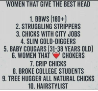 do strippers give head